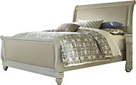 Liberty Harbor View III Queen Sleigh Bed
