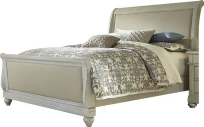 Liberty Harbor View III King Sleigh Bed