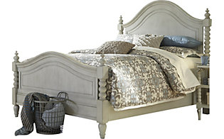 Liberty Harbor View III Queen Poster Bed