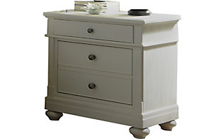 Liberty Harbor View III 2-Drawer Nightstand