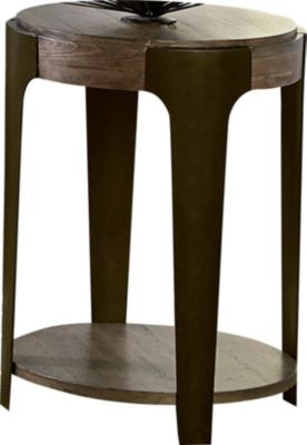 Liberty Sapphire Lakes Round End Table