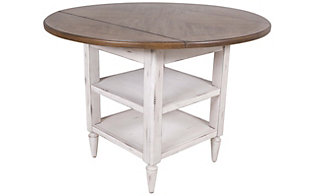 Liberty Oak Hill Drop Leaf Table