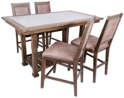 Liberty Stone Brook 5-Piece Counter Set
