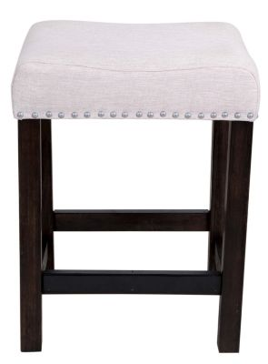 Liberty Heatherbrook Upholstered Bar Stool