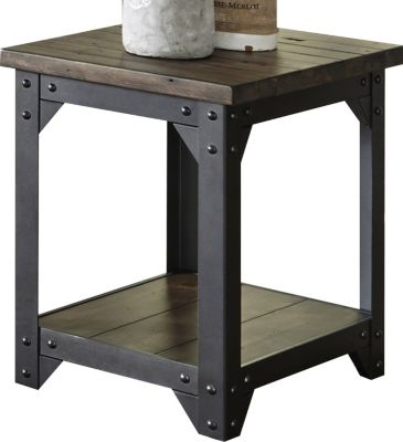 Liberty Caldwell Chairside Table