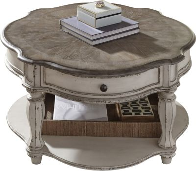 Liberty Magnolia Manor Round Coffee Table