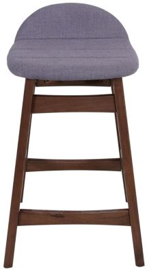 Liberty Space Savers Gray Counter Stool