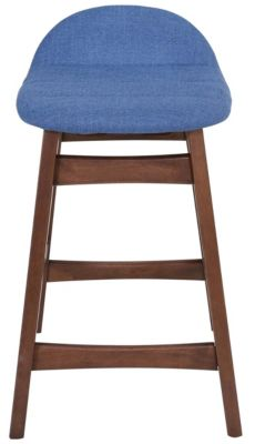 Liberty Space Savers Blue Counter Stool