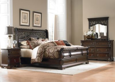 Liberty Arbor Place 4-Piece King Bedroom Set