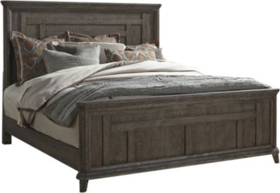 Liberty Artisan Prairie Queen Panel Bed