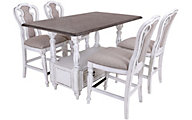 Liberty Magnolia Manor 5-Piece Counter Dining Set
