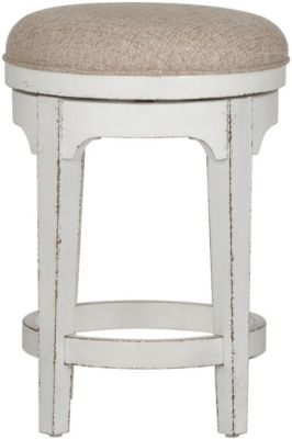 Liberty Magnolia Manor Swivel Stool