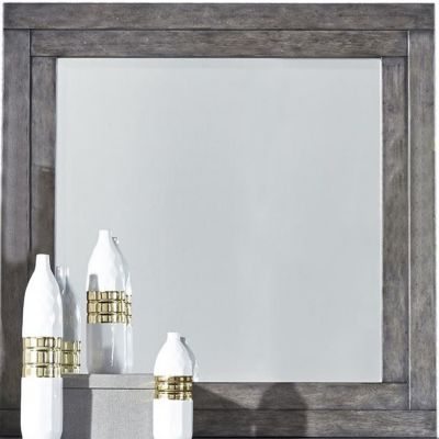 Liberty Modern Farmhouse Mirror