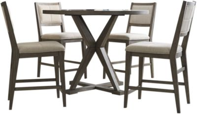 Liberty Crescent Creek 5-Piece Counter Set