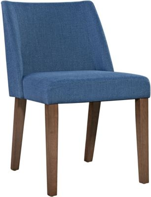 Liberty Space Savers Blue Side Chair