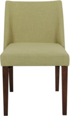 Liberty Space Savers Green Side Chair