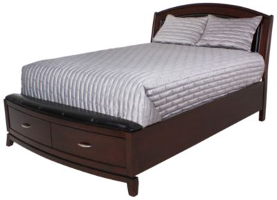 Liberty Avalon King Storage Bed Homemakers Furniture