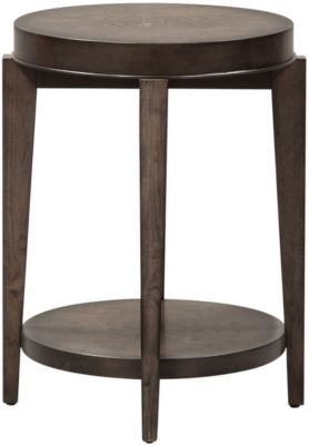 Liberty Penton Oval Chairside Table