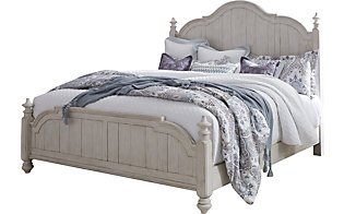 Liberty Farmhouse King Bed