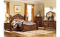 Liberty Messina Estates 4-Piece Queen Bedroom Set