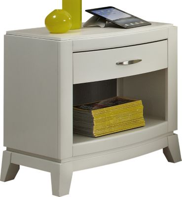 Liberty Avalon II White Kids' Nightstand