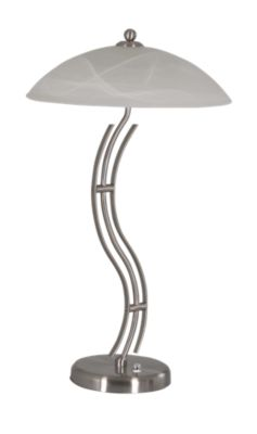 Lite Source Curvy Lamp