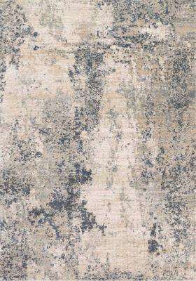Loloi Teagan Natural Denim 5' X 8' Rug