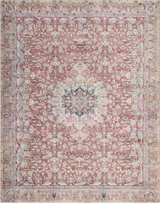 Loloi Wynter 5' X 8' Red Rug