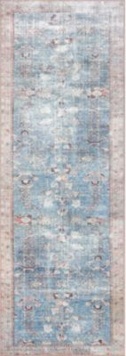 Loloi Wynter 2' X 8' Blue Rug