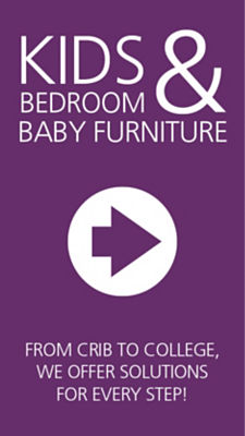 Kids Bedroom & Baby Furniture