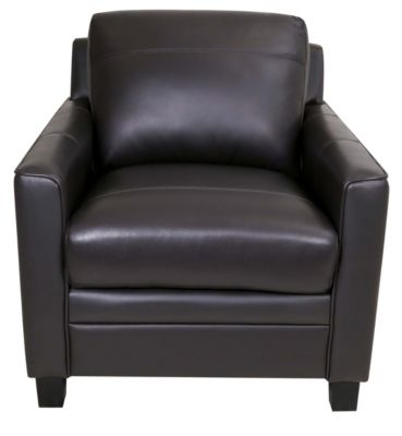 Leather Italia Fletcher 100% Leather Chair