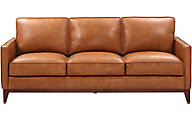 Leather Italia Newport 100% Leather Sofa