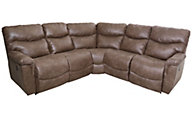 La-Z-Boy James 3-Piece Reclining Sectional