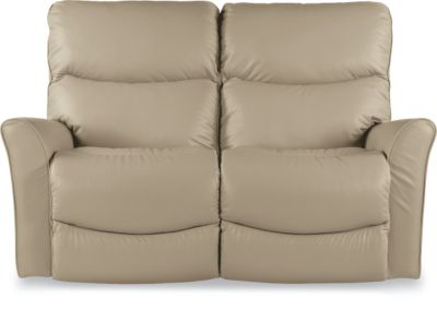 La-Z-Boy Rowan Leather Reclining Loveseat