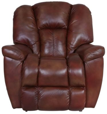 La-Z-Boy Maverick 100% Leather Rocker Recliner  sc 1 st  Homemakers Furniture & La-Z-Boy Maverick 100% Leather Rocker Recliner | Homemakers Furniture islam-shia.org