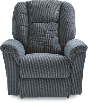 La-Z-Boy Jasper Blue Power Rocker Recliner