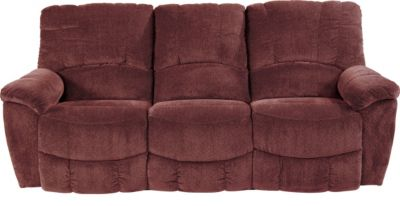 La-Z-Boy Hayes Burgundy Power Reclining Sofa