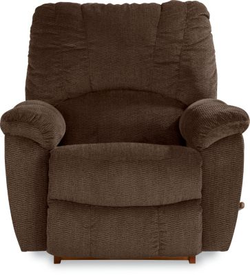 La-Z-Boy Hayes Brown Rocker Recliner