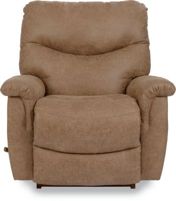 La-Z-Boy James Sand Rocker Recliner