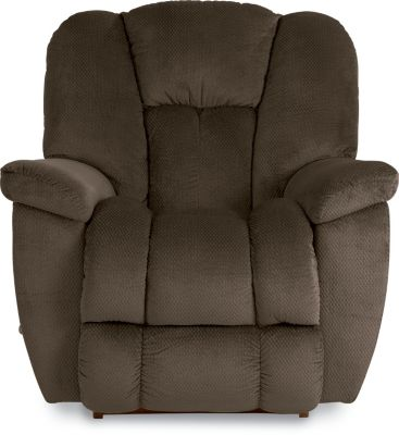 La-Z-Boy Maverick Brown Rocker Recliner