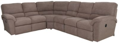 La-Z-Boy Reese 4-Piece Reclining Sectional  sc 1 st  Homemakers Furniture & La-Z-Boy Reese 4-Piece Reclining Sectional | Homemakers Furniture islam-shia.org