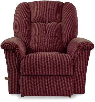 La-Z-Boy Jasper Burgundy Rocker Recliner