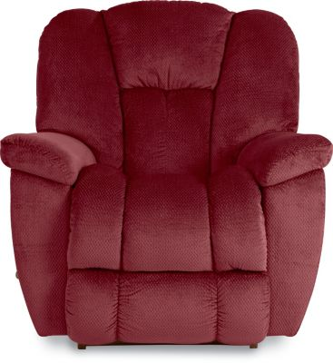 La-Z-Boy Maverick Red Rocker Recliner