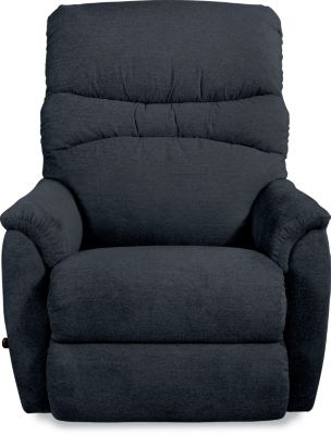 La-Z-Boy Coleman Blue Rocker Recliner
