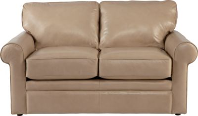 La-Z-Boy Collins 100% Leather Loveseat