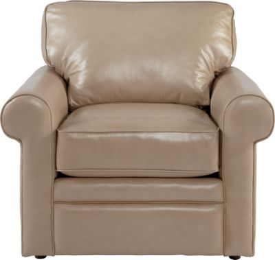 La-Z-Boy Collins 100% Leather Chair