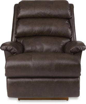 La-Z-Boy Astor Chocolate Leather Power Rocker Recliner