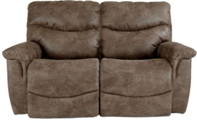 La Z Boy James Reclining Loveseat Homemakers Furniture