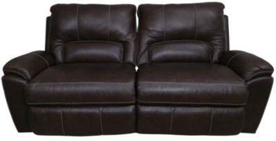 La-Z-Boy Charger Leather Reclining Sofa