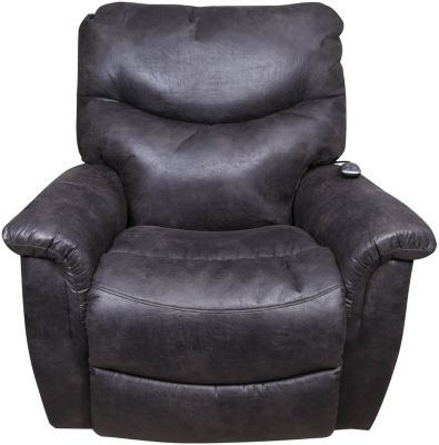 La-Z-Boy James Rocker Recliner w/Power Lumbar & Headrest